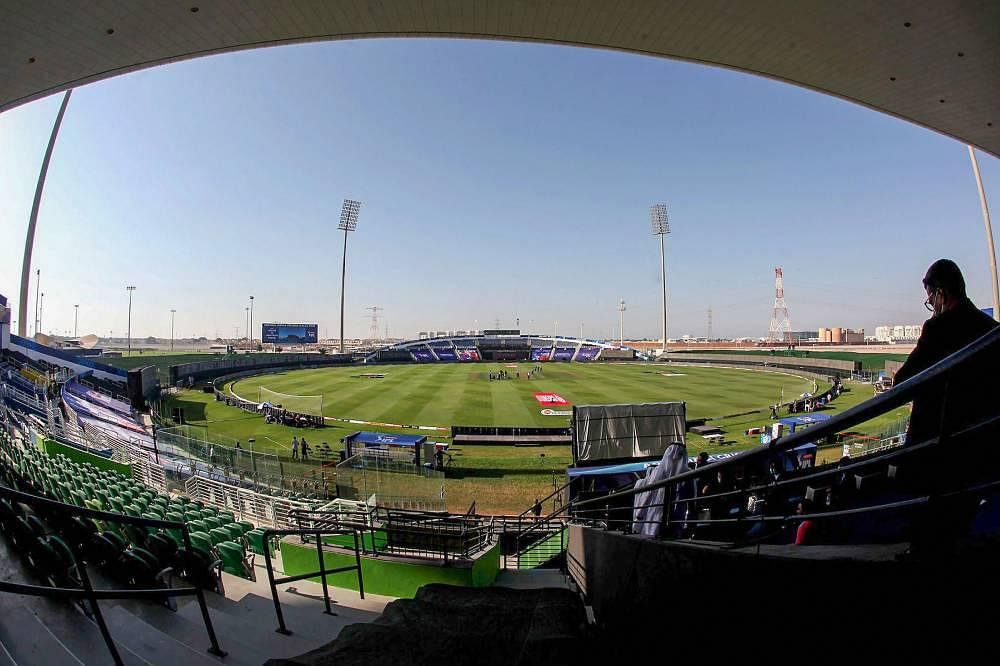 United Arab Emirates: The country that will host the IPL this time. Has part-hosted it once previously (2014), when India had a general election. In picture, A view of the Sheikh Zayed Stadium, Abu Dhabi, before the start of the first match IPL 2020. (Photo | PTI)