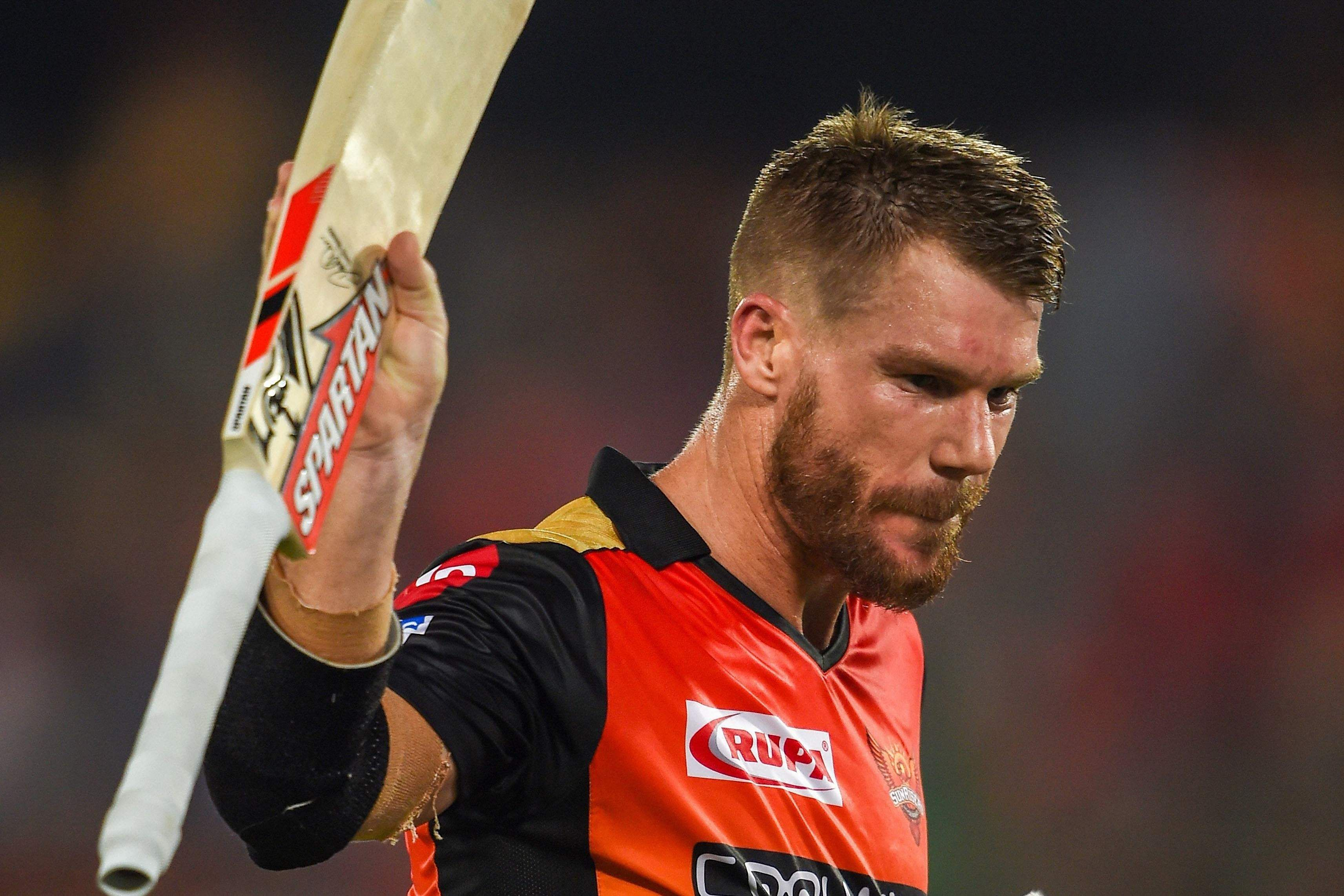 David Warner: One of the most successful overseas players in IPL history. And the first player ever to hit 500+ in four back-to-back editions. (Photo | PTI)