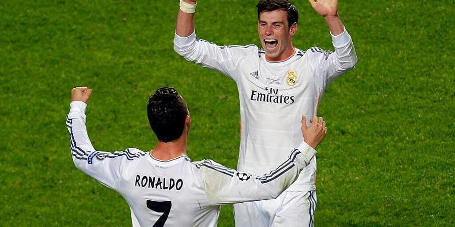 Gareth Bale and Cristiano Ronaldo | AP