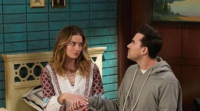 Iconic sibling duo: If you're an avid Schitt's Creek fan, you've probably emulated Alexis' mannerisms and memorised David's sassy insults by now. The organic chemistry between the Rose siblings makes for an interesting watch but what makes it all the more relatable is the increase in their proximity during the course of the show's six-season long run. The show comes a full circle and doesn't lack in the wholesomeness quotient. (Photo   Instagram)