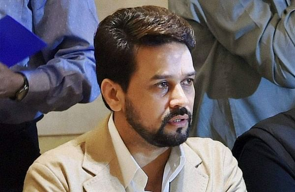 Bihar elections: Anurag Thakur reminds voters of Gabbar Singh to keep 'jungle raj' away