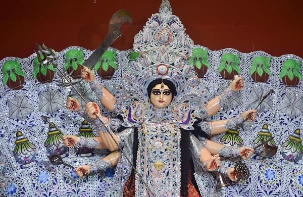 Focus on safety, preparations afoot for low-key Durga Puja under COVID-19 shadow