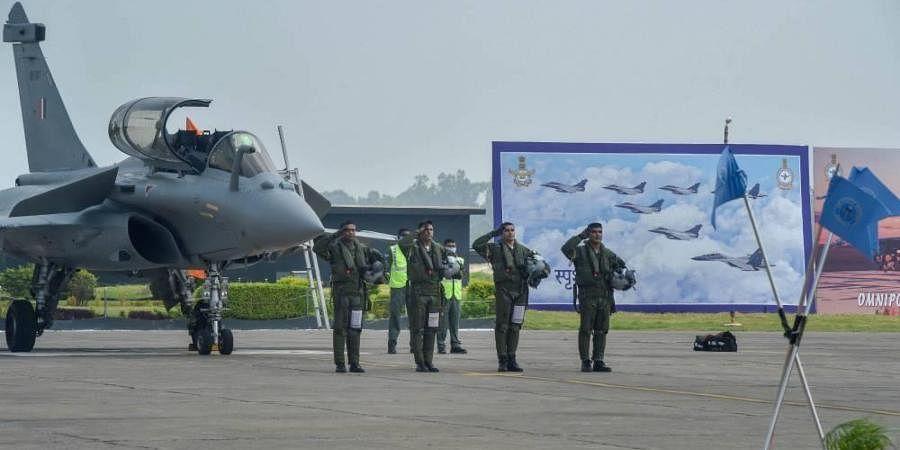 Rafale Fighter Jets