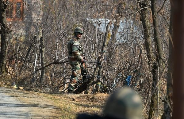 Militant killed in encounter in J&K's Pulwama