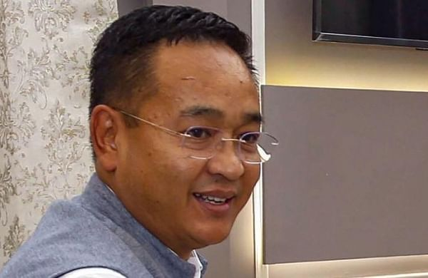 Sikkim CM Prem Singh Tamang's wife test positive for COVID-19