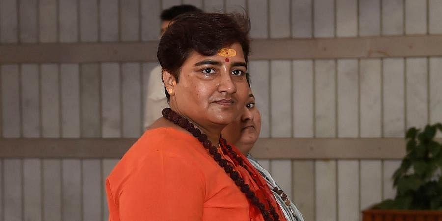 Bhopal Lok Sabha MP Pragya Singh Thakur