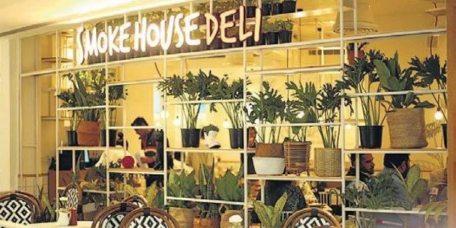 Delhi Smoke House Deli