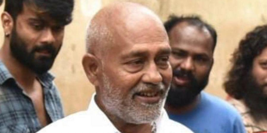 Kannada actor Rockline Sudhakar
