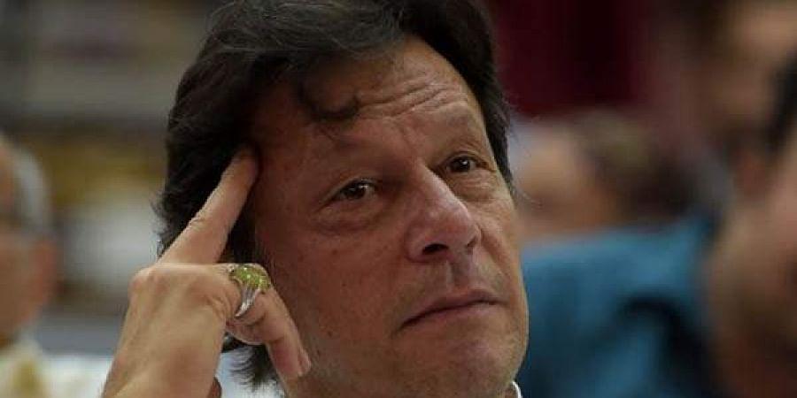 Pakistan Prime Minister Imran Khan (Photo| AFP)