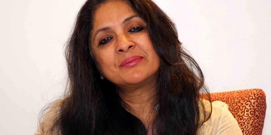 Bollywood actress Neena Gupta