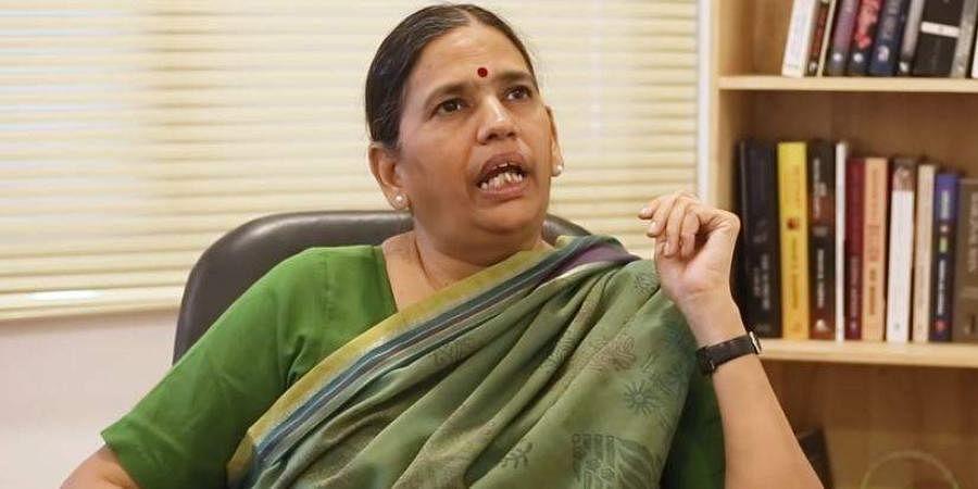 Human rights lawyer Sudha Bharadwaj