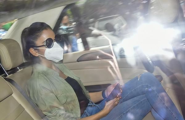 Drugs case: Actress Rakul Preet Singh reaches NCB office to record statement
