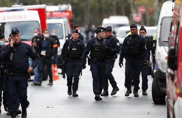Paris knife attack.