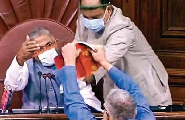 TMC to launch campaign against farm bills showing untelevised Rajya Sabha ruckus videos