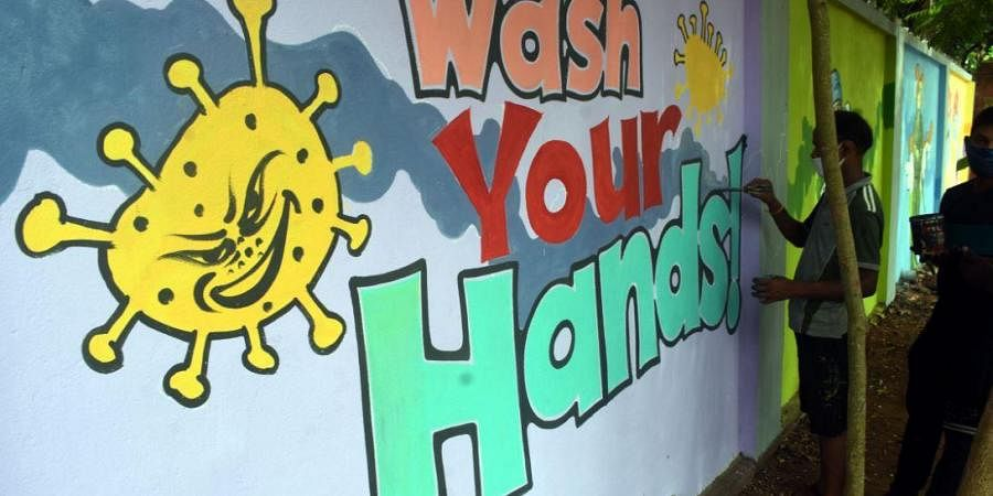 COVID 19, Wash Hands, Coronavirus