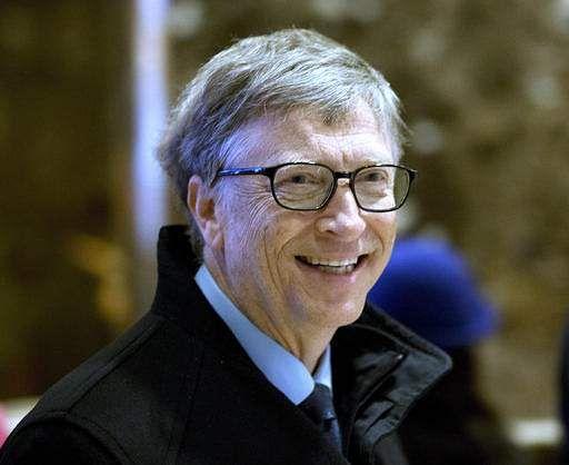 Bill Gates. (File photo | AP)