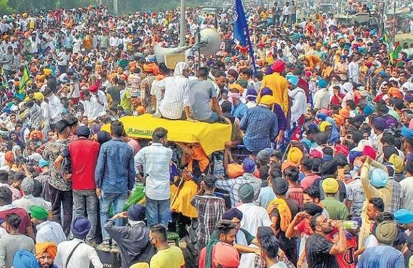 Agri Bills: Farmers' bandh total in Punjab