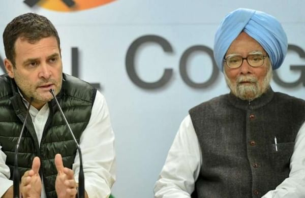 India feels absence of a PM with depth: Rahul Gandhi on Manmohan Singh's birthday