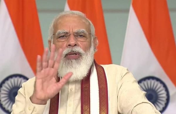 'They are disrespecting farmers': PM Modi slams Opposition on farm law protest
