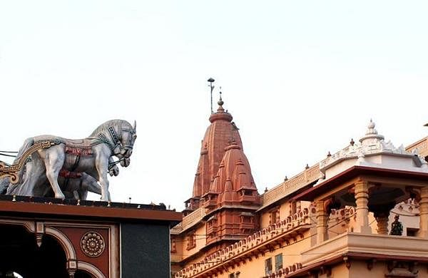Civil suit filed in Mathura seeking ownership of Krishna Janmabhoomi land, removal of mosque
