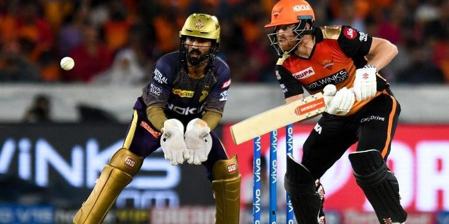 Sunrisers Hyderabad cricketer Jonny Bairstow. (Photo | AFP)