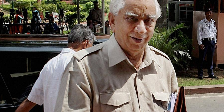 Former Union Minister Jaswant Singh (Photo| PTI)
