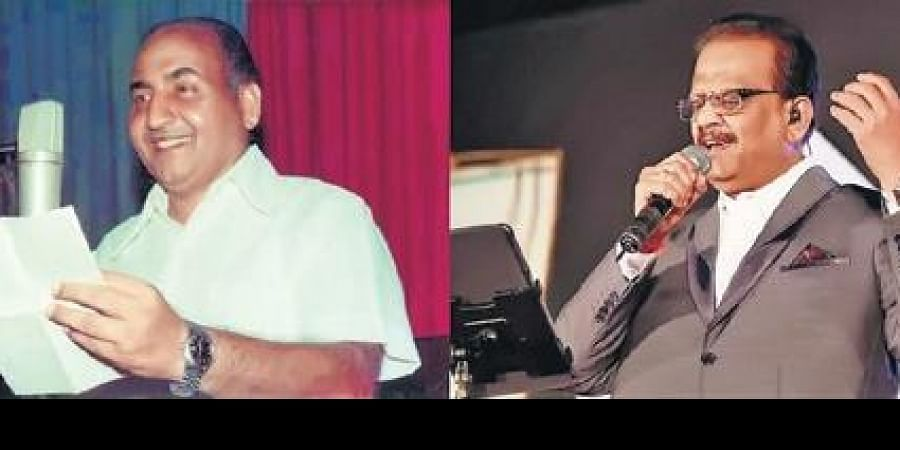 Prince of Arcot suggested that Rafi and SPB be conferred the highest civilian award posthumously