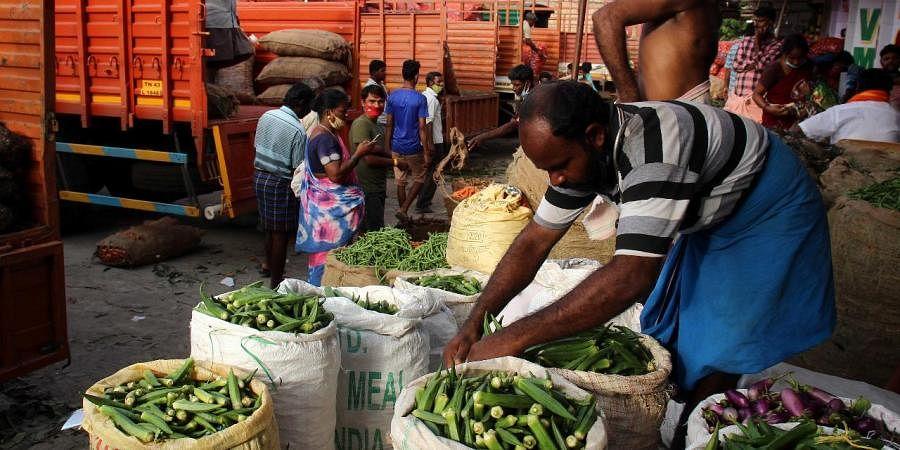 Koyambedu market