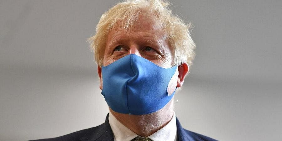 Uk Pm Boris Johnson Unveils Free College Courses Plan For Covid Hit Workers The New Indian Express