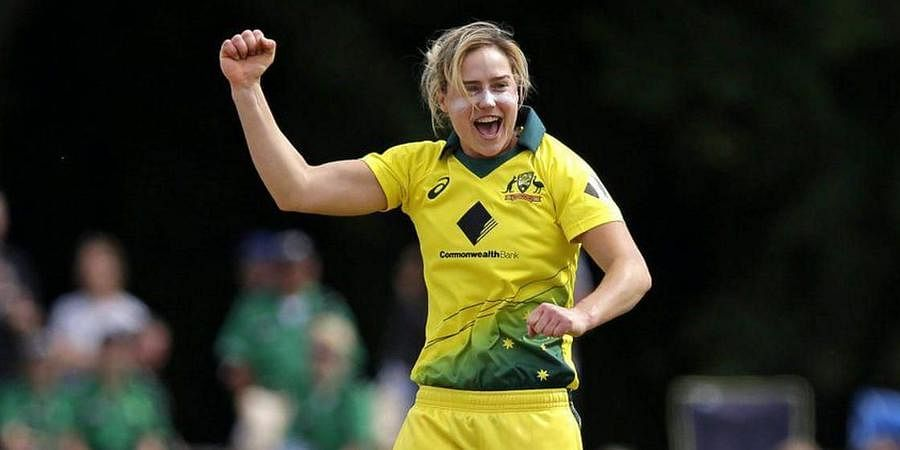 Australia all-rounder Ellyse Perry
