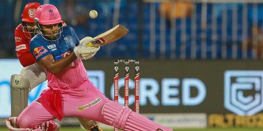 Rajasthan Royals batsman Sanju Samson