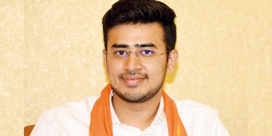 Tejasvi Surya gives privilege notice to Lok Sabha speaker against top West  Bengal police officials- The New Indian Express