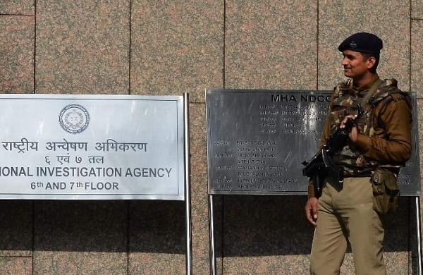 NIA carries out raids in Kashmir in connection with case related to arrested DSP Devender Singh