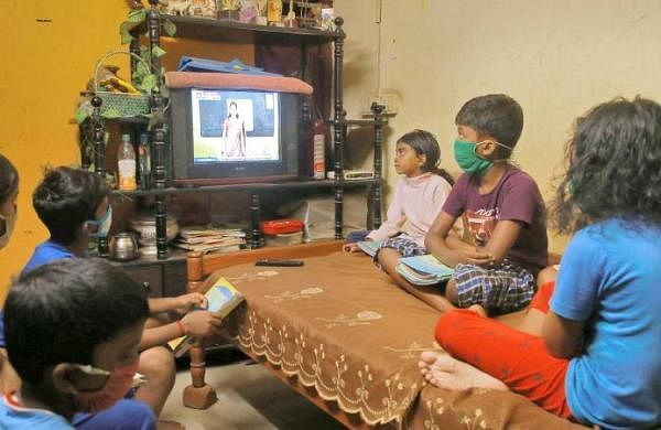 'How do you get red ink on WhatsApp?' Teaching woes in the time of COVID pandemic