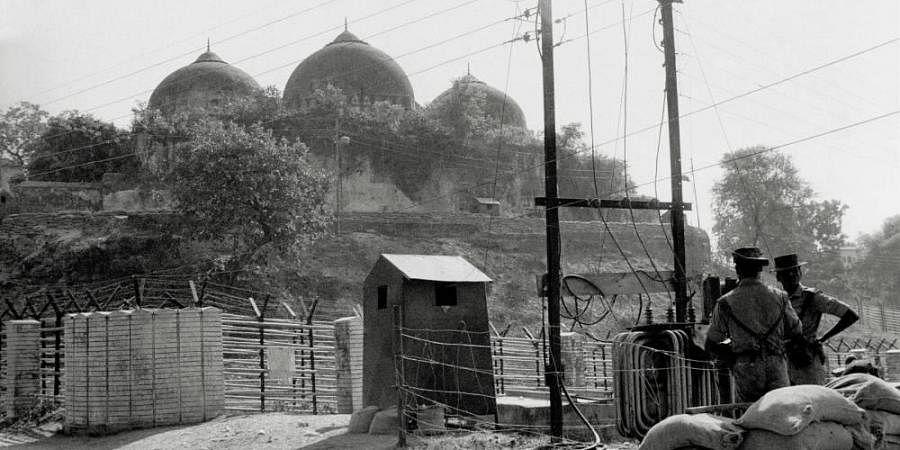 Babri Masjid, Babri mosque