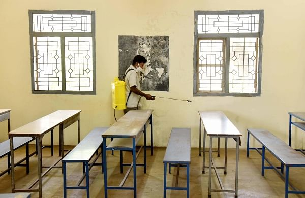 Parents keep children home as schools reopen in four Northeast states- The New Indian Express