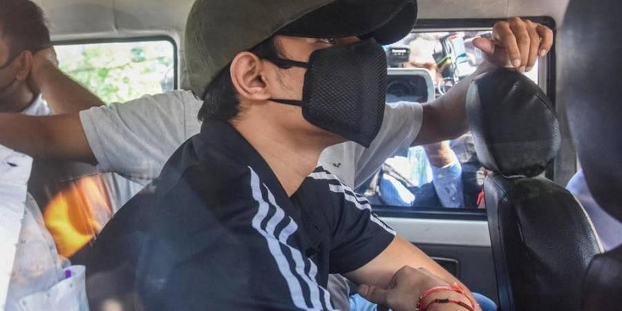 NCB officials nabbed Bollywood actress Rhea Chakraborty's brother Shovik Chakraborty after raiding their house