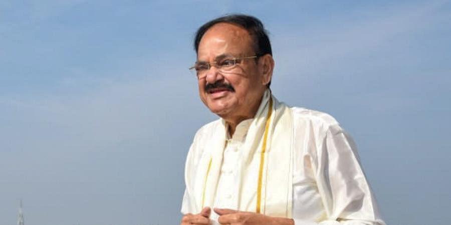 Vice PresidentVenkaiah Naidu