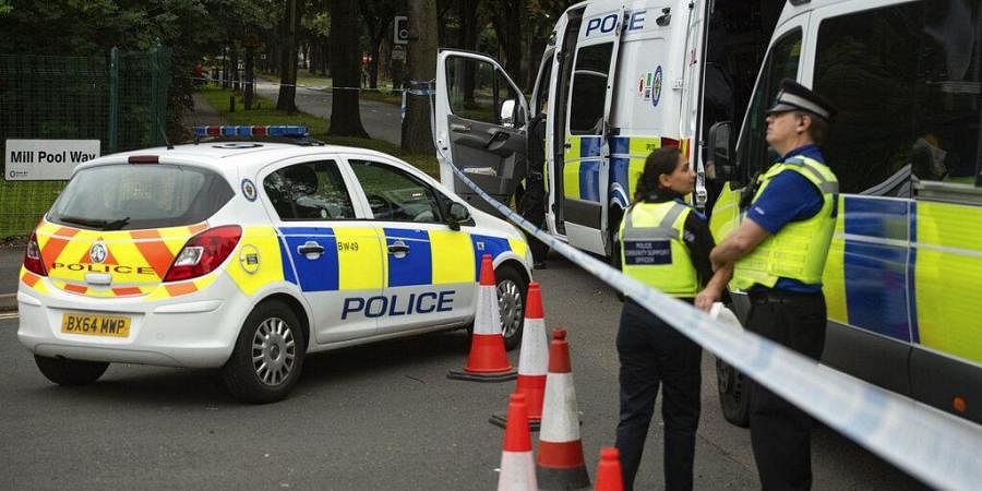 Multiple stabbings in UK's Birmingham