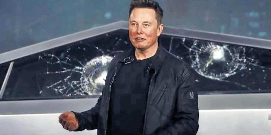 Tesla Inc's CEO Elon Musk