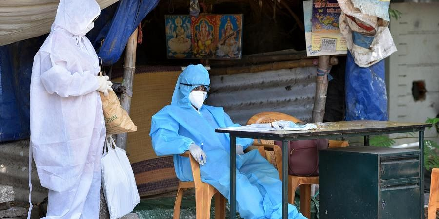India's total coronavirus cases have gone past 41 lakh with a record rise of over 90,633
