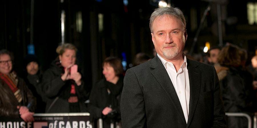 Hollywood director David Fincher
