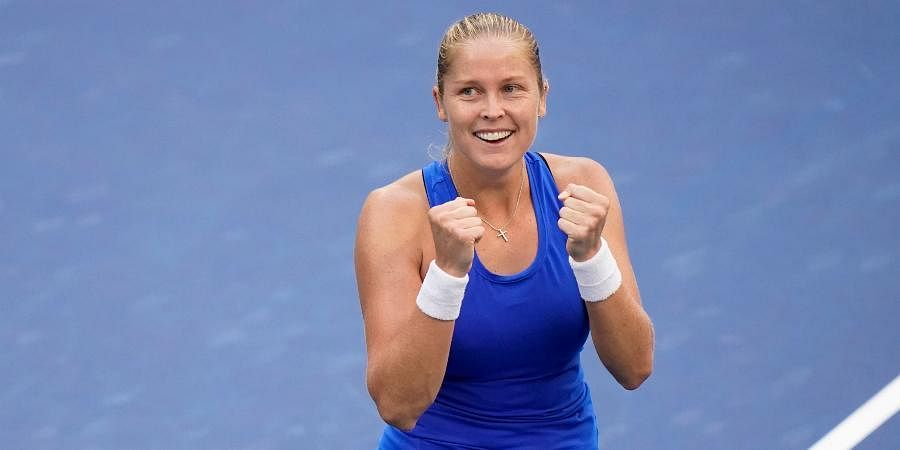 Shelby Rogers causes Petra Kvitova upset to advance to US Open quarters-  The New Indian Express