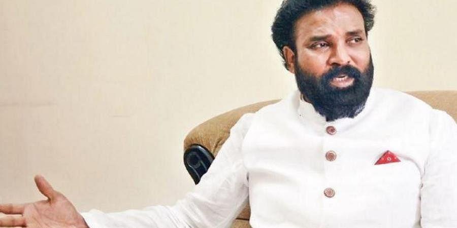 Karnataka Health Minister B Sriramulu