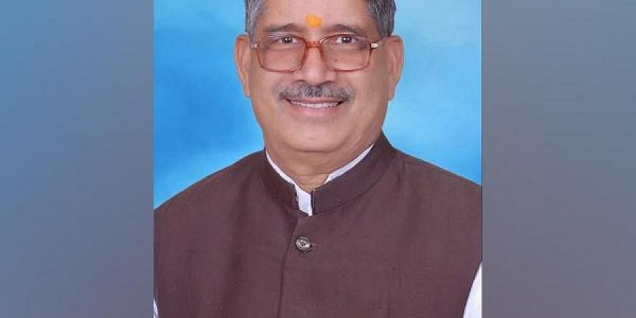 Senior BJP leader Gyan Singh Negi
