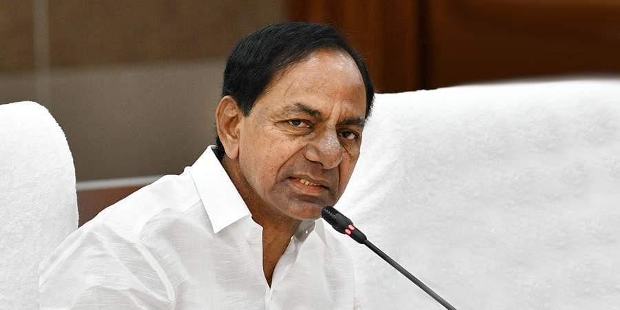 Telangana Chief Minister K Chandrasekhar Rao, KCR
