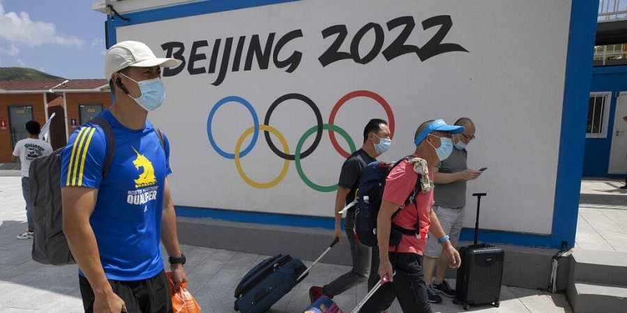 China is host to the 2022 Winter Olympics with rumblings of a boycott and calls to remove the games from Beijing because of widespread human rights violations.