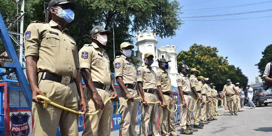 SKOCH Awards 2020: Only one prize for Telangana police department this year- The New Indian Express