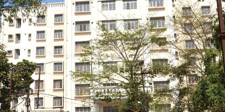 SCB Medical College and Hospital (File Photo  EPS)