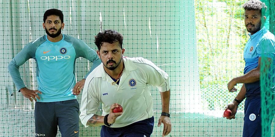 Sreesanth leads Kerala to win with first five-wicket haul in close to 15  years- The New Indian Express